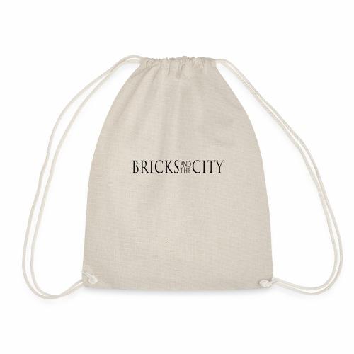 Bricks and the City (white style) - Sacca sportiva
