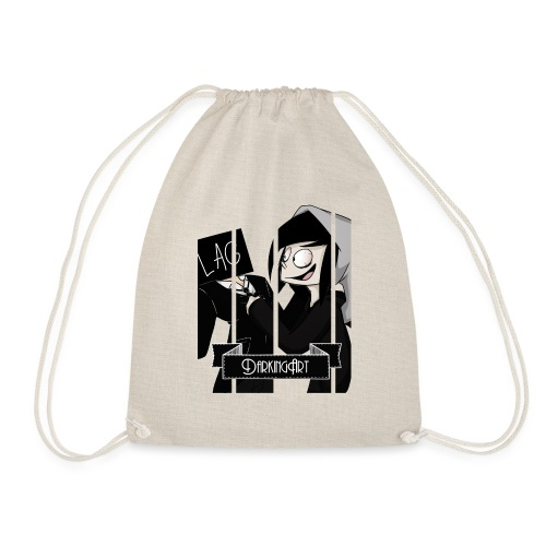 Remera con diseño - Mochila saco