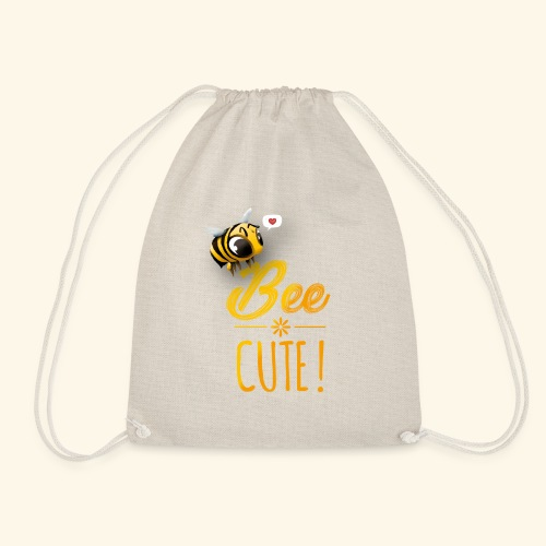Bee cute - Sac de sport léger