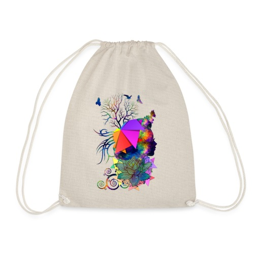 Lady Colors by T-shirt chic et choc - Sac de sport léger