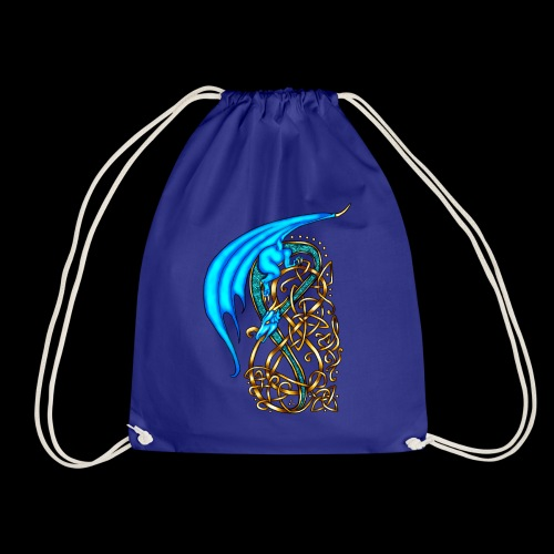 Celtic Dragon - Drawstring Bag