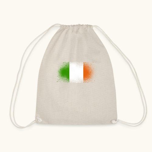 Irland Grunge irische Flagge lustig Geschenk Ire - Sac de sport léger