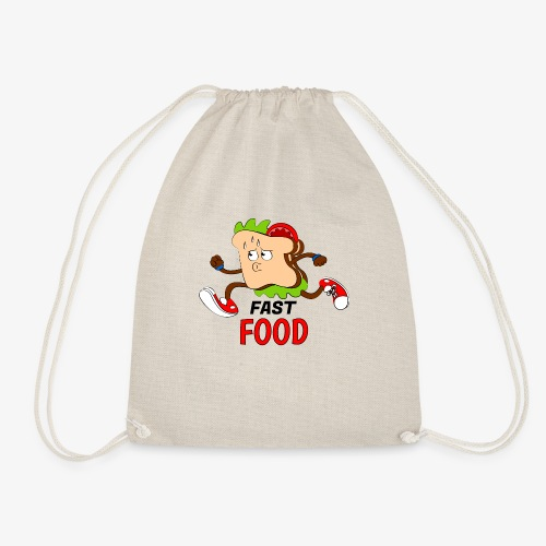 FAST FOOD - Mochila saco
