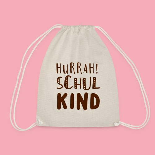 Hurrah! Schulkind - Turnbeutel