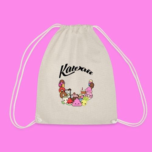 Kawaii - Süssigkeiten Sweets - Turnbeutel