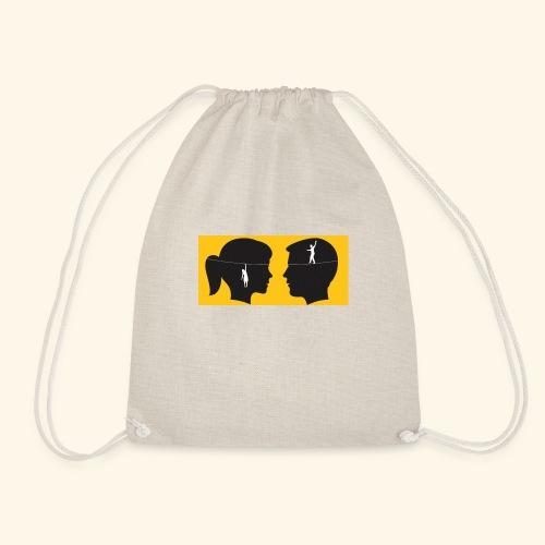 valore del femminile - Drawstring Bag