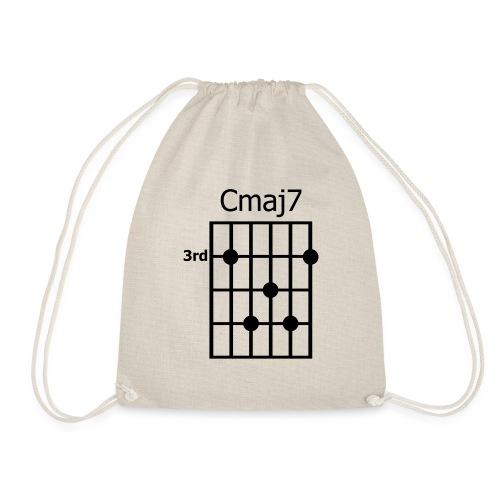 Chord diagram Cmaj7 - Turnbeutel