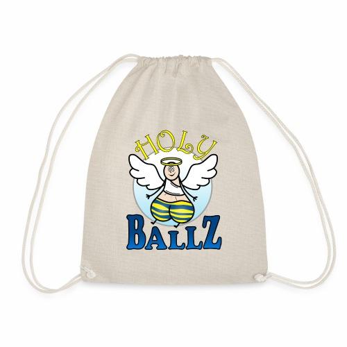 Holy Ballz Charlie - Drawstring Bag