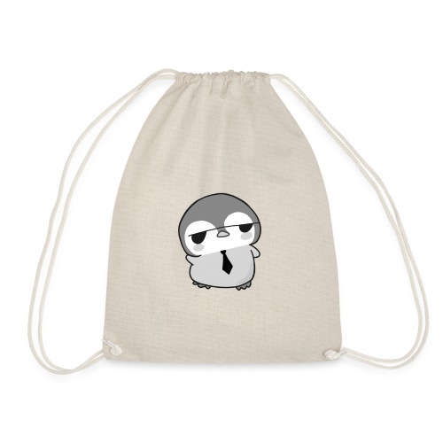 Pinguin Baby Sonnenbrille Krawatte niedlich idee - Turnbeutel
