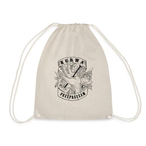 I'm sorry - Drawstring Bag