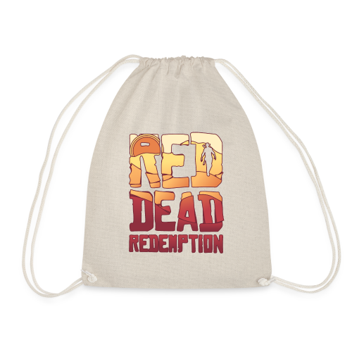Red dead redemtion Sunset - Mochila saco