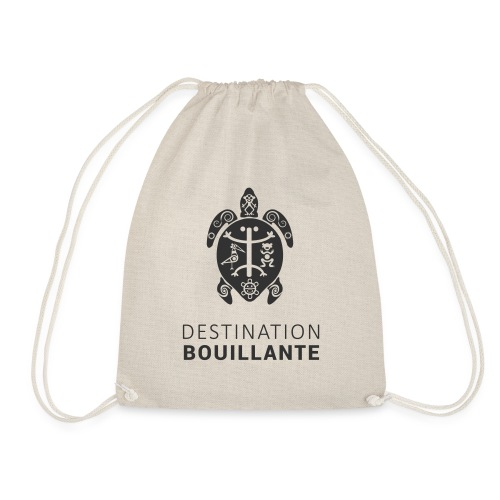 Destination Bouillante simple - Sac de sport léger