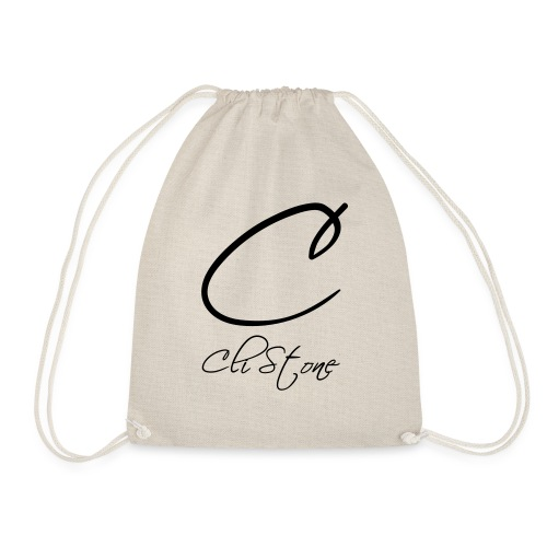 Cli Stone - Drawstring Bag