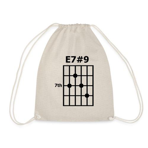 E7#9 - Turnbeutel