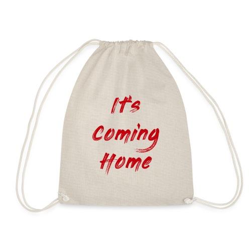 England It's Cominng Home Merch V1.0 - Drawstring Bag