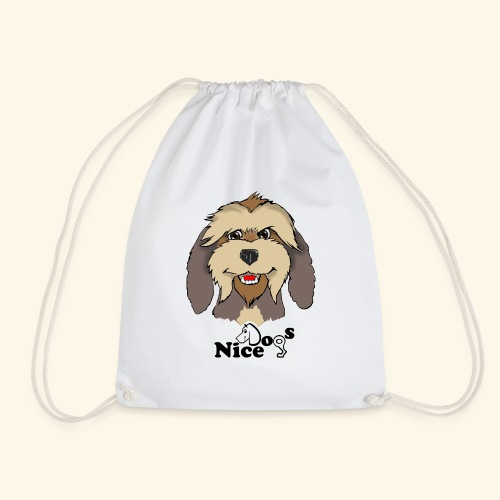 Nice Dogs Pastore Catalano - Sacca sportiva