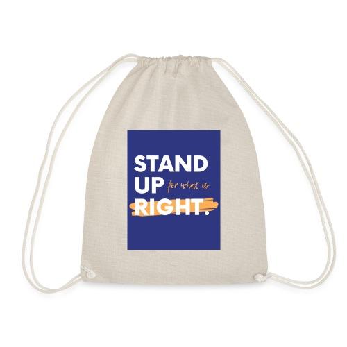 03723A0F FC04 4886 ACEC BB0A8F7400D9 - Drawstring Bag