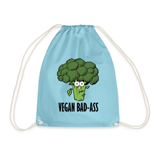 VEGAN BAD-ASS - Sportstaske