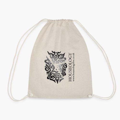 Houseology Original - Fractured - Drawstring Bag