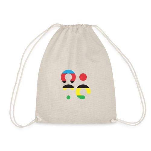 NITP RAINBOW - Drawstring Bag