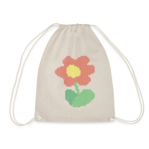 Ellys blomst - Sportstaske