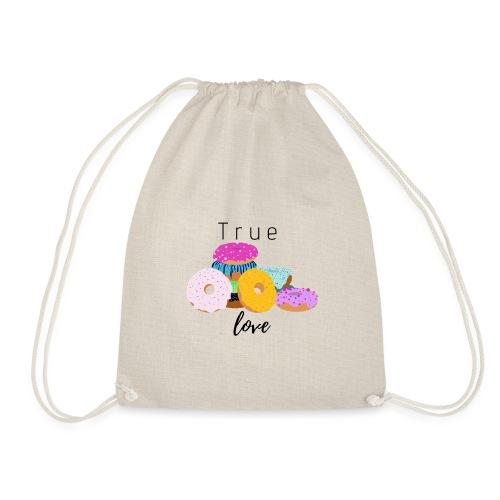 Donuts true love - Sac de sport léger