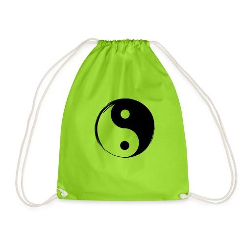 Yin yang - Sportstaske