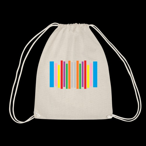 COLOUR BAR - Drawstring Bag