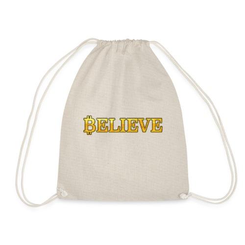 bitcoin believe - Turnbeutel