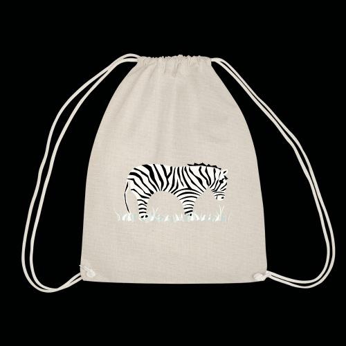 Zebra - Turnbeutel