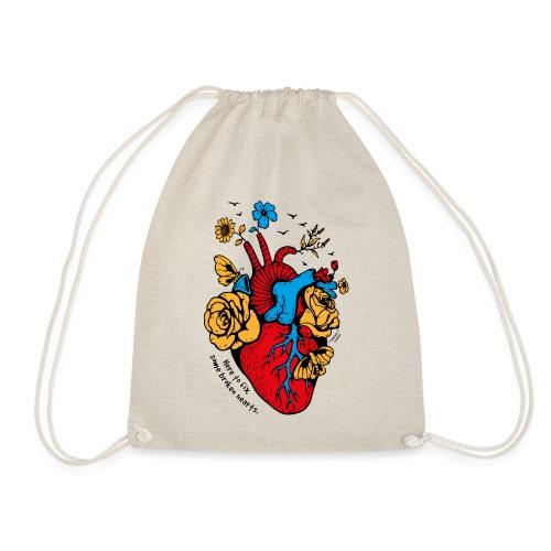 My Beautiful Heart - Turnbeutel