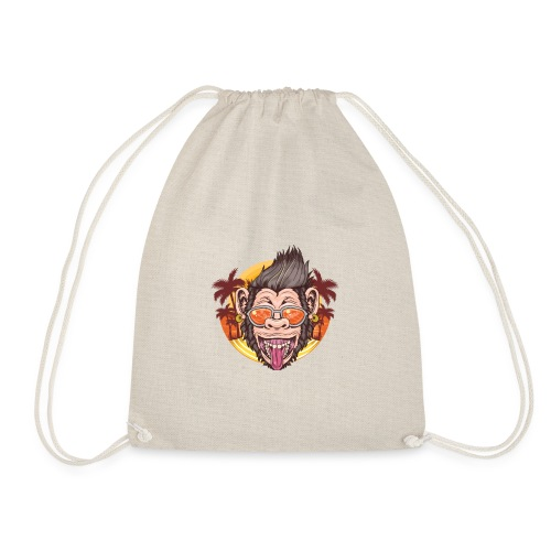 Monkey - Turnbeutel