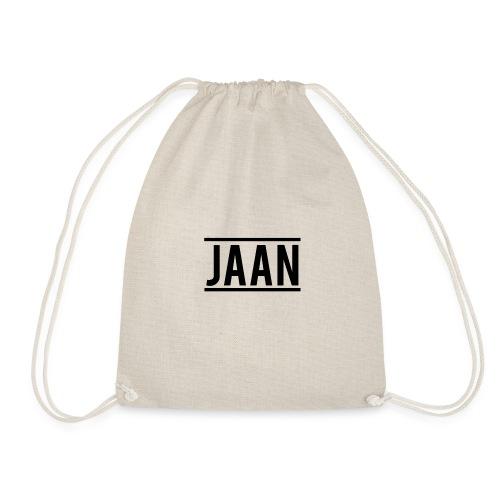 Jaan. - Turnbeutel