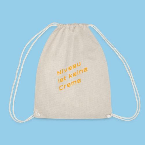 level - Drawstring Bag