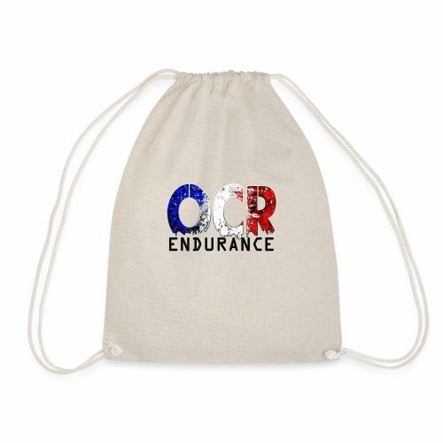 Logo OCR Endurance Noir - Sac de sport léger