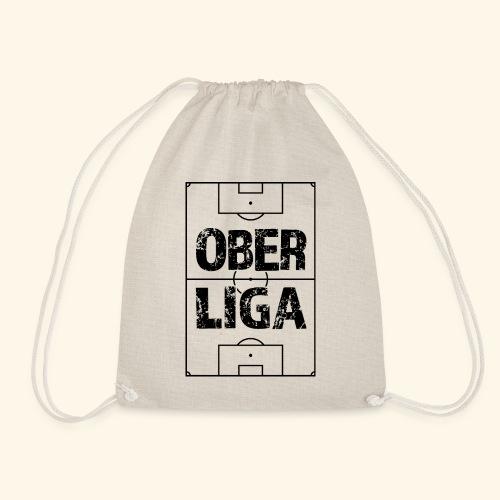 OBERLIGA im Fußballfeld - Turnbeutel