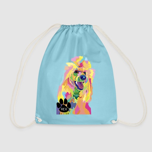 Gone Crazy - Drawstring Bag