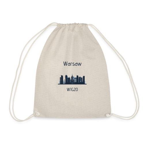 WIG20 - Drawstring Bag
