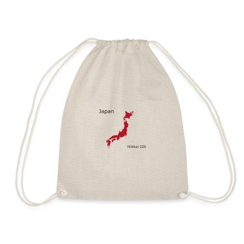 Nikkei - Drawstring Bag
