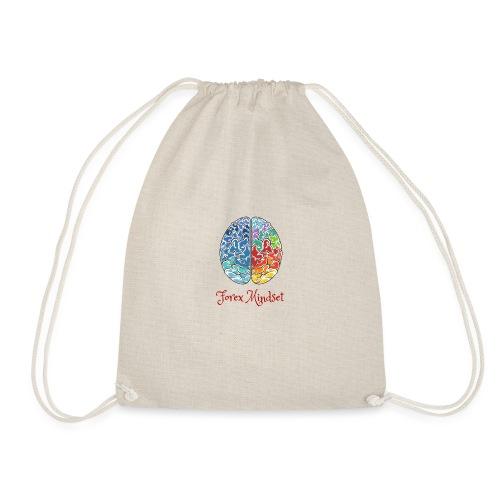 Forex mindset - Drawstring Bag