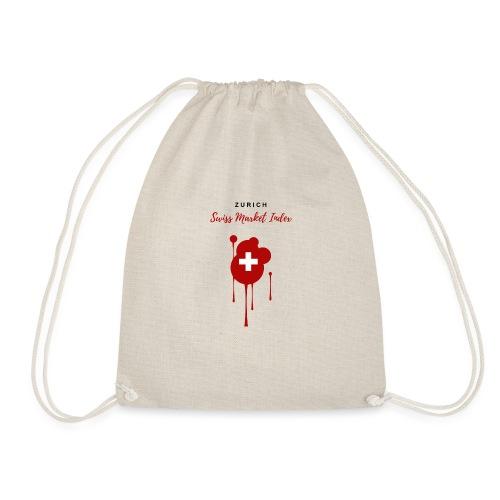 Swiss Market Index - Drawstring Bag