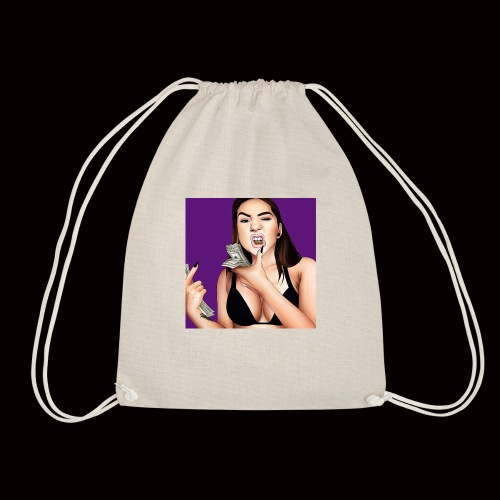 Weed Lady - Drawstring Bag
