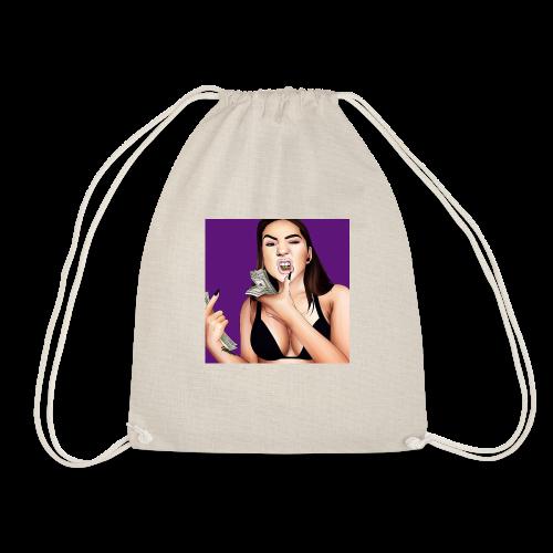 Weed Lady - Drawstring Bag