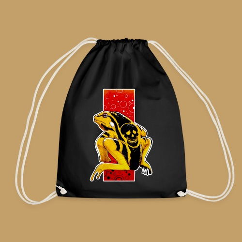 Death Frog - Worek gimnastyczny