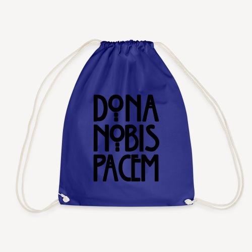 DONA NOBIS PACEM - Drawstring Bag