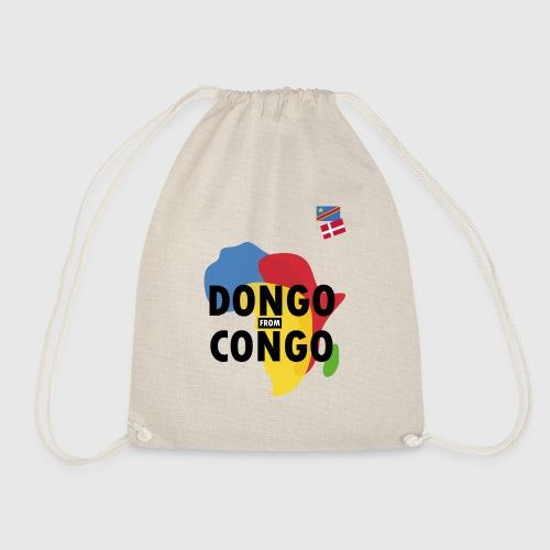 dongo from congo - Sportstaske