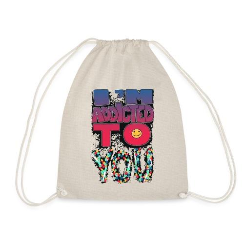 Feeling - Drawstring Bag