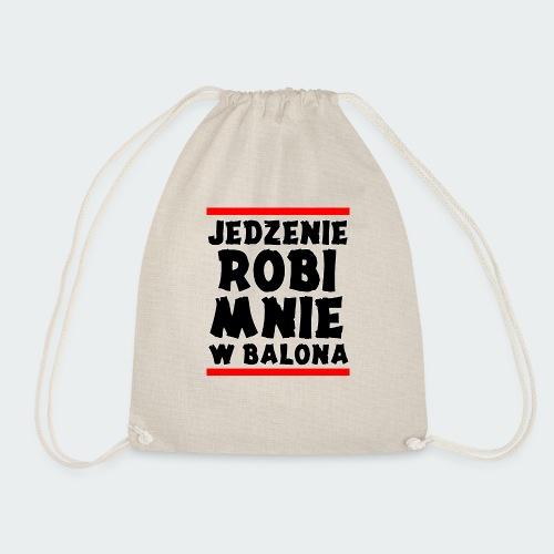 Damska Koszulka Premium JRBWB - Worek gimnastyczny