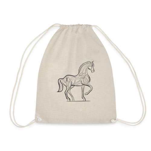 Equus Pferd - Turnbeutel