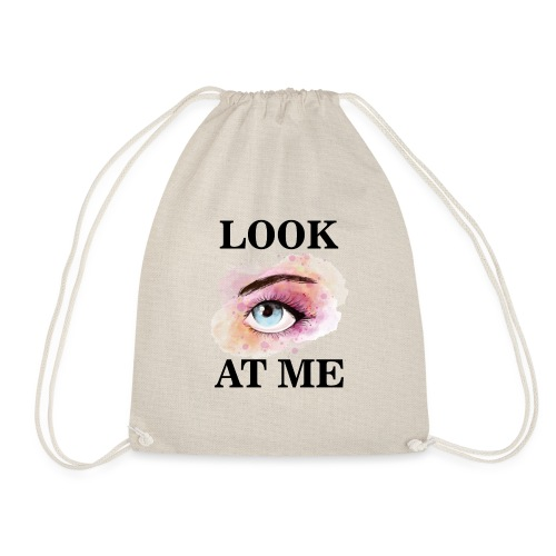 LOOK AT ME - Mochila saco
